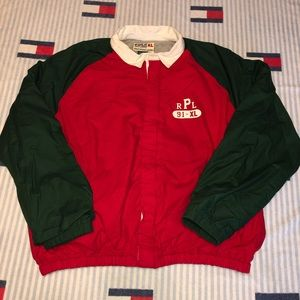 Vintage polo sporting goods by Ralph Lauren jacket